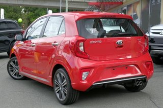 2019 Kia Picanto JA MY19 GT Signal Red 5 Speed Manual Hatchback.