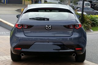 2020 Mazda 3 BP2H7A G20 SKYACTIV-Drive Pure Polymetal Grey 6 Speed Sports Automatic Hatchback