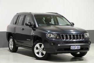 2015 Jeep Compass MK MY15 Sport (4x2) Grey 6 Speed Automatic Wagon.