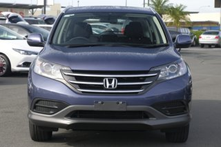 2012 Honda CR-V RM VTi 4WD Twilight Blue 5 Speed Automatic Wagon