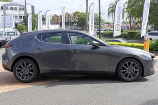 2019 Mazda 3 BP2H7A G20 SKYACTIV-Drive Evolve Machine Grey 6 Speed Sports Automatic Hatchback.