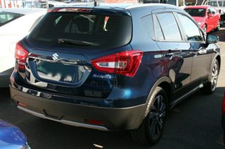2020 Suzuki S-Cross JY Turbo Prestige Blue 6 Speed Sports Automatic Hatchback.