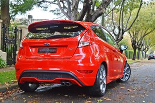 2015 Ford Fiesta WZ MY15 ST Red 6 Speed Manual Hatchback.
