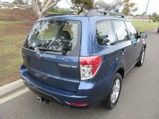 2012 Subaru Forester S3 MY12 X AWD Luxury Edition Blue 4 Speed Sports Automatic Wagon.