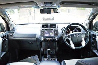 2015 Toyota Landcruiser Prado KDJ150R MY14 Altitude Black 5 Speed Sports Automatic Wagon