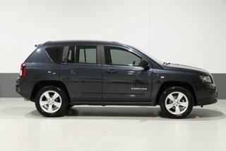 2015 Jeep Compass MK MY15 Sport (4x2) Grey 6 Speed Automatic Wagon
