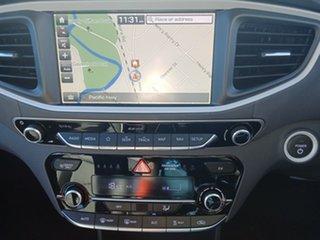 2018 Hyundai Ioniq AE.2 MY19 electric Premium Intense Blue 1 Speed Reduction Gear Fastback