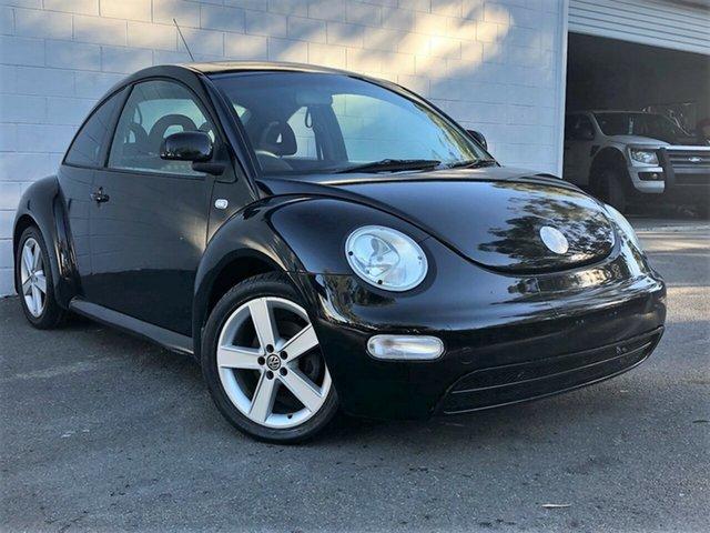 Used Volkswagen Beetle 9C Sunshine Coupe, 2000 Volkswagen Beetle 9C Sunshine Coupe Black 4 Speed Automatic Liftback