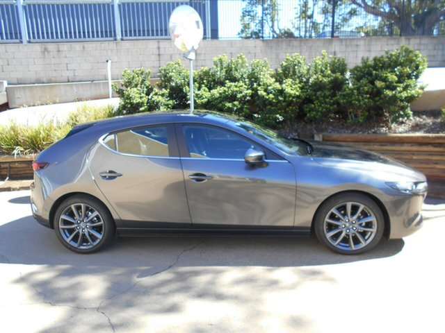 Demo Mazda 3 BP2H7A G20 SKYACTIV-Drive Evolve, 2019 Mazda 3 BP2H7A G20 SKYACTIV-Drive Evolve 6 Speed Sports Automatic Hatchback