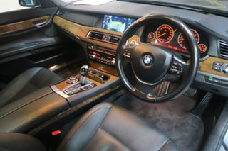 2009 BMW 740i F01 MY10 Steptronic Grey 6 Speed Sports Automatic Sedan