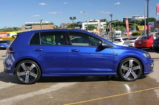 2015 Volkswagen Golf VII MY15 R DSG 4MOTION Blue 6 Speed Sports Automatic Dual Clutch Hatchback.