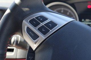 2017 Mitsubishi Lancer CF MY17 Black Edition Titanium 6 Speed Constant Variable Sedan