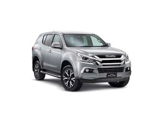 2019 Isuzu MU-X MY19 LS-U Rev-Tronic Titanium Silver 6 Speed Sports Automatic Wagon