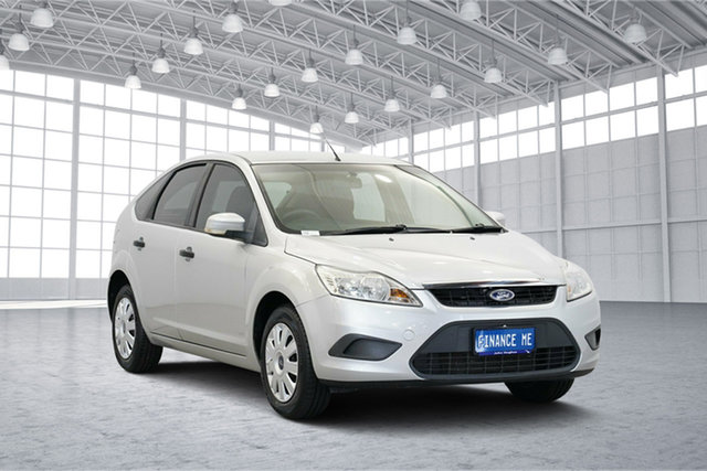 Used Ford Focus LV CL, 2009 Ford Focus LV CL Silver 4 Speed Sports Automatic Hatchback