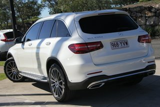 2015 Mercedes-Benz GLC250 X253 d 9G-Tronic 4MATIC White 9 Speed Sports Automatic Wagon