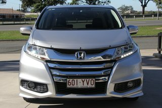 2014 Honda Odyssey RC MY14 VTi-L Silver 7 Speed Constant Variable Wagon