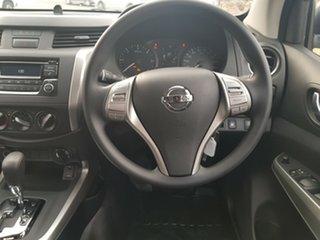 2018 Nissan Navara D23 S3 RX Brilliant Silver 7 Speed Sports Automatic Utility
