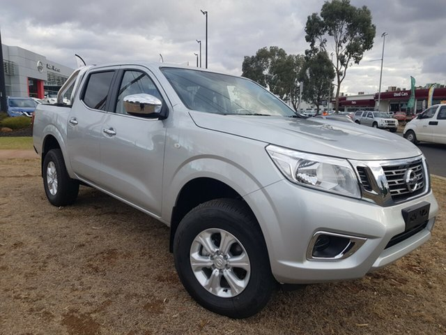 New Nissan Navara D23 S3 RX, 2018 Nissan Navara D23 S3 RX Brilliant Silver 7 Speed Sports Automatic Utility