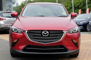 2020 Mazda CX-3 CX3E Maxx Sport (FWD) Soul Red Crystal 6 Speed Automatic Wagon.