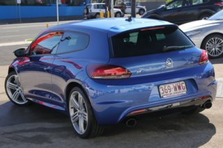 2013 Volkswagen Scirocco 1S MY13.5 R Coupe DSG Blue 6 Speed Sports Automatic Dual Clutch Hatchback.