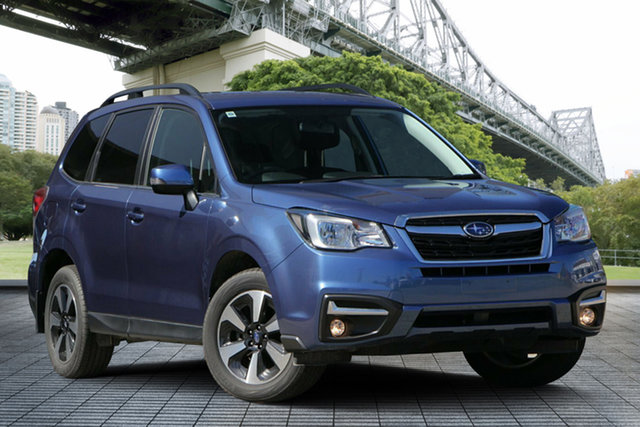 Used Subaru Forester S4 MY16 2.5i-L CVT AWD, 2016 Subaru Forester S4 MY16 2.5i-L CVT AWD Blue 6 Speed Constant Variable Wagon