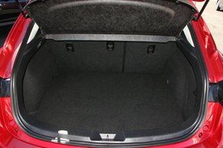 2016 Mazda 3 BM5436 SP25 SKYACTIV-MT Soul Red 6 Speed Manual Hatchback