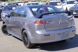 2017 Mitsubishi Lancer CF MY17 Black Edition Titanium 6 Speed Constant Variable Sedan.