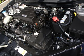2018 Honda CR-V RW MY18 VTi-LX 4WD Lunar Silver 1 Speed Constant Variable Wagon