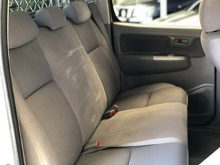 2010 Toyota Hilux KUN26R MY10 SR5 5 Speed Manual Utility