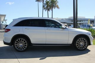 2015 Mercedes-Benz GLC250 X253 d 9G-Tronic 4MATIC White 9 Speed Sports Automatic Wagon.