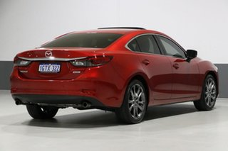 2016 Mazda 6 6C MY17 (gl) GT Red 6 Speed Automatic Sedan
