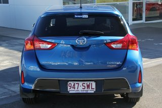 2013 Toyota Corolla ZRE182R Ascent S-CVT Blue 7 Speed Constant Variable Hatchback