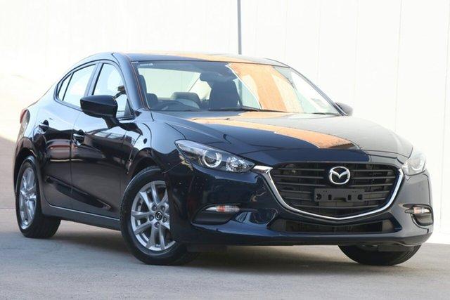 New Mazda 3 BN5278 Neo SKYACTIV-Drive Sport, 2019 Mazda 3 BN5278 Neo SKYACTIV-Drive Sport Deep Crystal Blue 6 Speed Sports Automatic Sedan