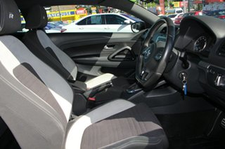 2013 Volkswagen Scirocco 1S MY13.5 R Coupe DSG Blue 6 Speed Sports Automatic Dual Clutch Hatchback
