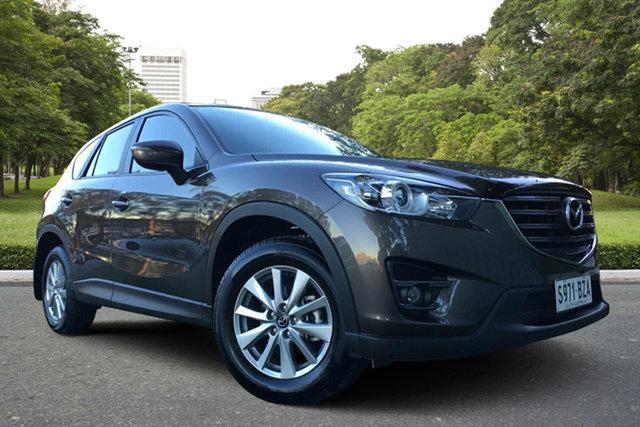 Used Mazda CX-5 KE1022 Maxx SKYACTIV-Drive AWD Sport, 2016 Mazda CX-5 KE1022 Maxx SKYACTIV-Drive AWD Sport Grey 6 Speed Sports Automatic Wagon