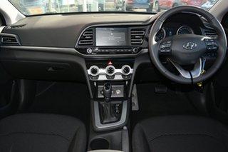 2018 Hyundai Elantra AD.2 MY19 Active Fiery Red 6 Speed Sports Automatic Sedan