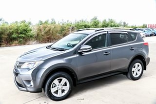 2014 Toyota RAV4 ZSA42R MY14 GXL 2WD Graphite 7 Speed Constant Variable Wagon.