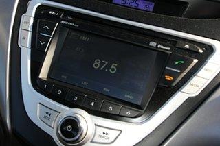 2013 Hyundai Elantra MD2 Active White 6 Speed Manual Sedan
