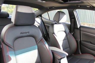 2018 Hyundai Elantra AD.2 MY19 Sport Premium Phantom Black 7 Speed Automatic Sedan