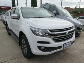2018 Holden Colorado RG MY19 LTZ Pickup Crew Cab Summit White 6 Speed Sports Automatic Utility
