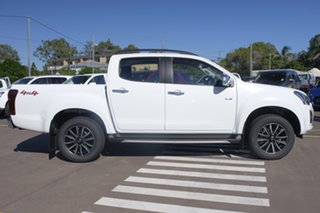 2019 Isuzu D-MAX MY19 LS-T Crew Cab Splash White 6 Speed Sports Automatic Utility