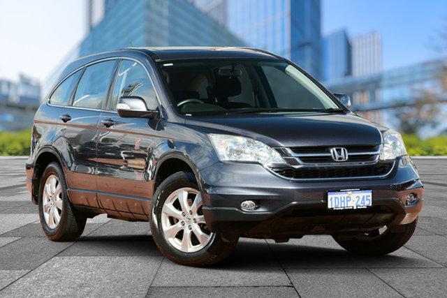 Used Honda CR-V RE MY2010 Sport 4WD, 2010 Honda CR-V RE MY2010 Sport 4WD Grey 5 Speed Automatic Wagon