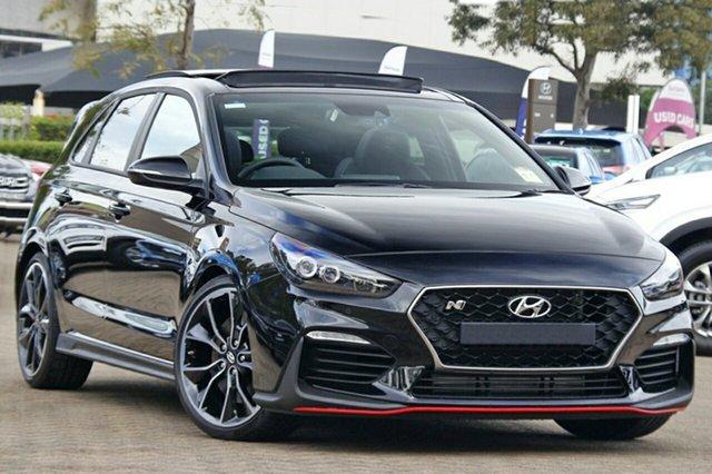 New Hyundai i30 PDe.2 MY18 N Performance, 2018 Hyundai i30 PDe.2 MY18 N Performance Polar White 6 Speed Manual Hatchback