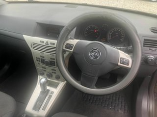 2008 Holden Astra AH CD Black 4 Speed Automatic Hatchback