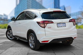 2015 Honda HR-V MY15 Limited Edition White 1 Speed Constant Variable Hatchback.