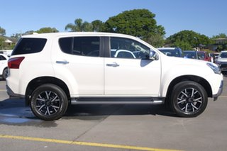 2020 Isuzu MU-X MY19 LS-U Rev-Tronic 4x2 Silky White 6 Speed Sports Automatic Wagon