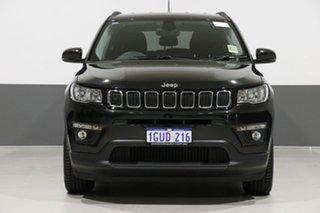 2018 Jeep Compass M6 MY18 Longitude (FWD) Black 6 Speed Automatic Wagon.