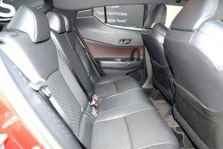 2018 Toyota C-HR NGX10R Koba S-CVT 2WD Atomic Rush 7 Speed Constant Variable Wagon