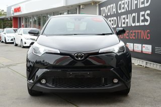 2018 Toyota C-HR NGX10R S-CVT 2WD Ink 7 Speed Constant Variable Wagon