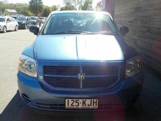 2007 Dodge Caliber PM ST Blue 5 Speed Manual Hatchback.